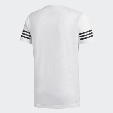 Men Training White FreeLift Climacool Tee