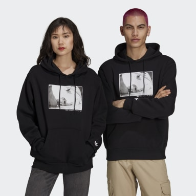 Originals Black O'Meally Graphic Hoodie (Gender Neutral)