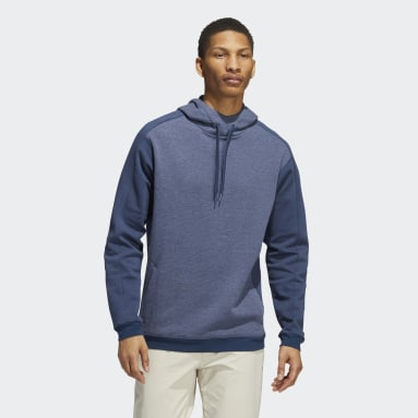 Men Golf Blue Go-To Primegreen COLD.RDY Hoodie