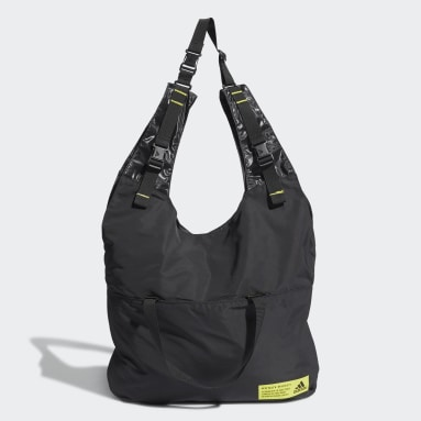 Women Tennis Black Sports Causal Tote Bag