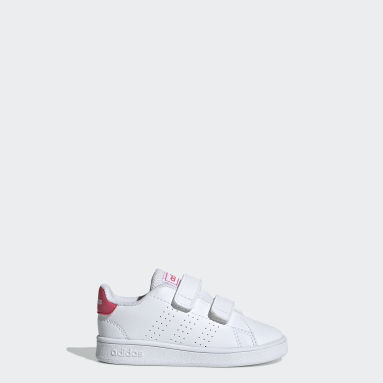 Infant & Toddler Essentials White Advantage Shoes