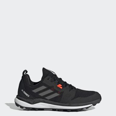 Sapatos de Trail Running TERREX Agravic Preto Mulher TERREX
