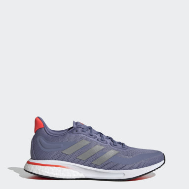 Women's Running Purple Supernova Shoes