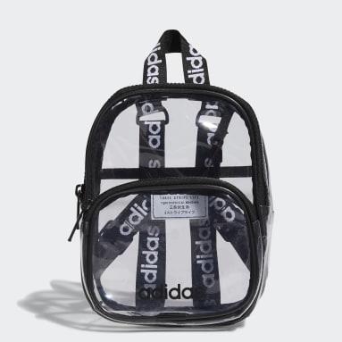 Essentials White Clear Mini Backpack