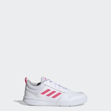 Mädchen Running Tensaurus Schuh Weiß