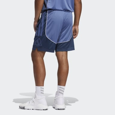 Men's Basketball Blue Creator 365 Shorts