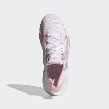 ผู้ชาย วิ่ง สีขาว X9000L4