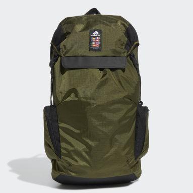 Cricket zelená Batoh Explorer Primegreen