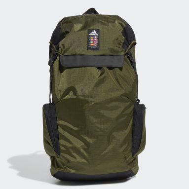 Cricket Green Explorer Primegreen Backpack