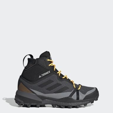 Women TERREX Grey Terrex Skychaser LT Mid GORE-TEX Shoes