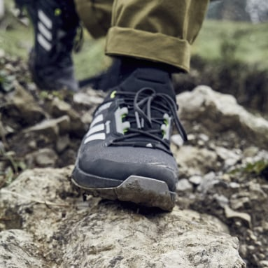 Terrex Swift R3 GORE-TEX Hiking Shoes Czerń