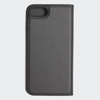 Custodia Basic Logo Booklet iPhone 8 Nero Originals
