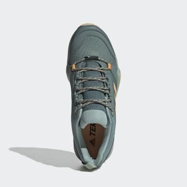 Zapatillas de Senderismo Terrex AX3 Verde Mujer TERREX