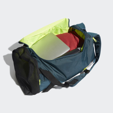 Sac en toile 4ATHLTS ID Moyen format Turquoise Tennis