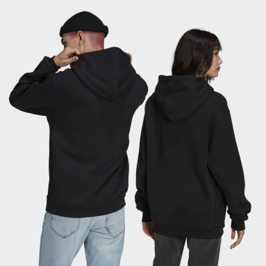 Originals Black Heavyweight Shmoofoil Hoodie (Gender Neutral)