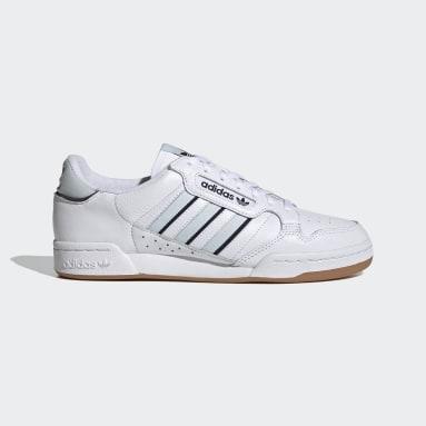 Sapatos Stripes Continental 80 Branco Originals