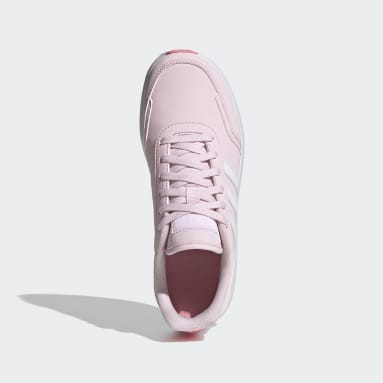 Kids Sport Inspired Pink VS Switch Shoes