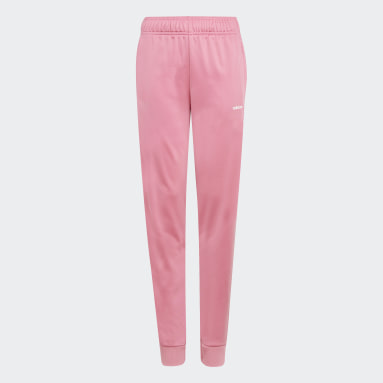 Youth 8-16 Years Originals Pink Adicolor Tracksuit Bottoms