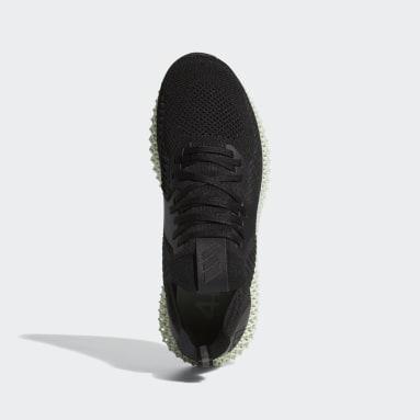 Running Black Alphaedge 4DShoes