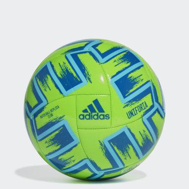 зеленый Футбольный мяч Uniforia Club