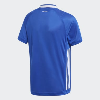 Kids 4-8 Years Handball Blue France Handball Replica Jersey
