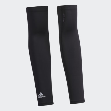 Men Golf Black AEROREADY UV Arm Sleeve