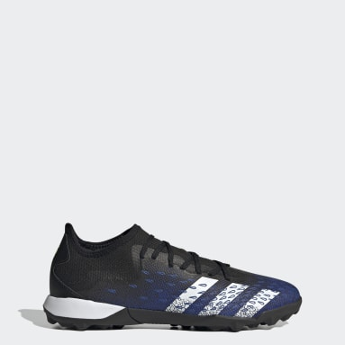 Football Black Predator Freak.3 Turf Boots
