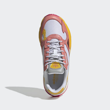 Women Originals Pink Falcon Shoes