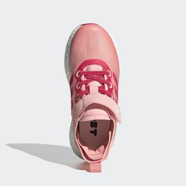 Kids Training Pink RapidaRun Running Shoes