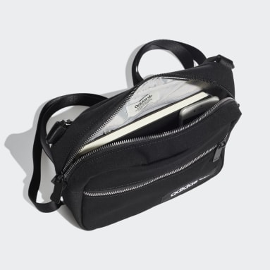 Originals Black Modern Airliner Waist Bag