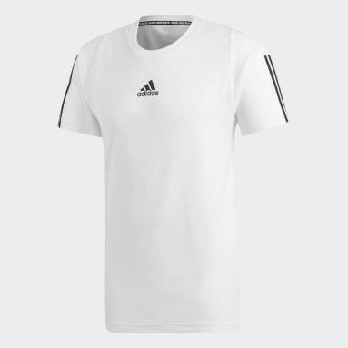 Men Sportswear White Must Haves 3-Stripes Tee