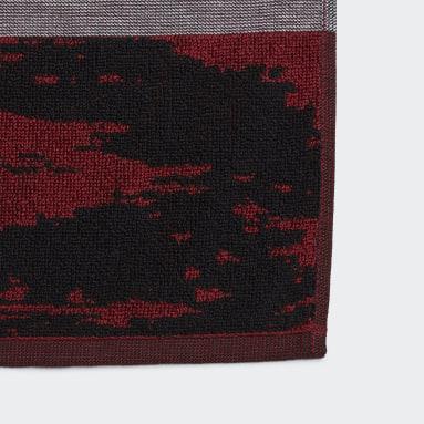 Swimming Black Arsenal FC Cotton Towel