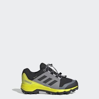 Kinderen TERREX Zwart Terrex GORE-TEX Hiking Schoenen