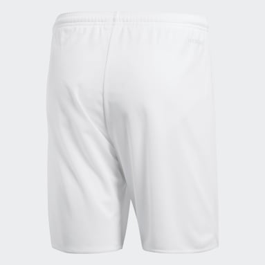 Men Gym & Training White Parma 16 Shorts