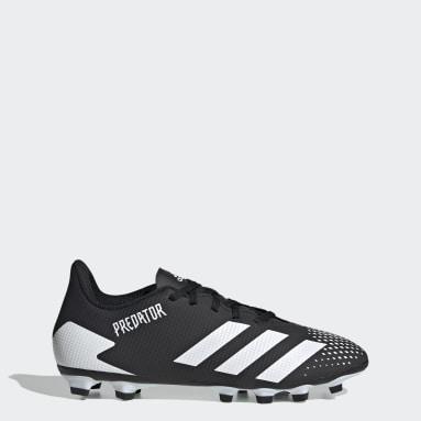 Soccer Black Predator Mutator 20.4 Flexible Ground Cleats