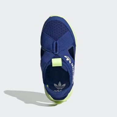 Deti Originals modrá Sandále 360