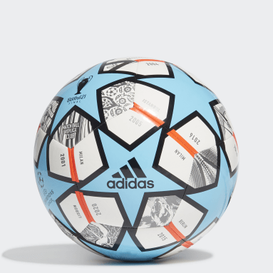 Men Soccer White Finale 21 20th Anniversary UCL Club Ball