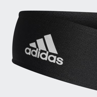 Tennis Two-Color AEROREADY Reversible Headband Czerń