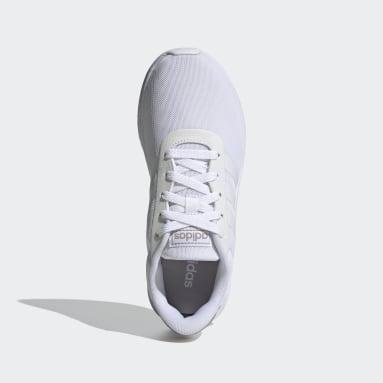 Zapatillas Lite Racer 2.0 Gris Mujer Diseño Deportivo