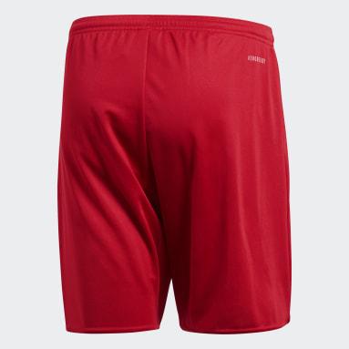 Short Parma 16 Rouge Hommes Fitness Et Training