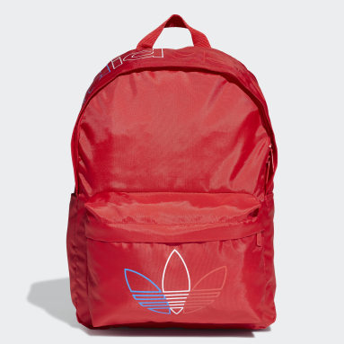 Youth 8-16 Years Originals Red Adicolor Primeblue Classic Backpack