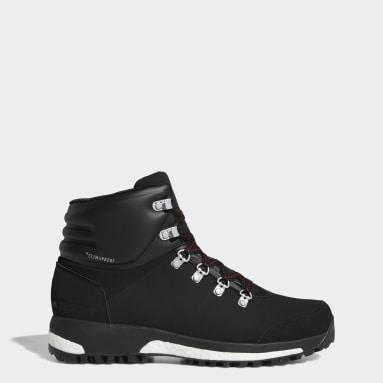 Men's TERREX Black Terrex Pathmaker Climaproof Hiking Shoes