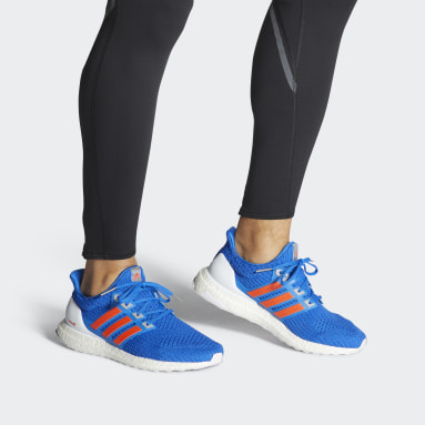 Men's Running Blue Ultraboost 4.0 DNA Shoes
