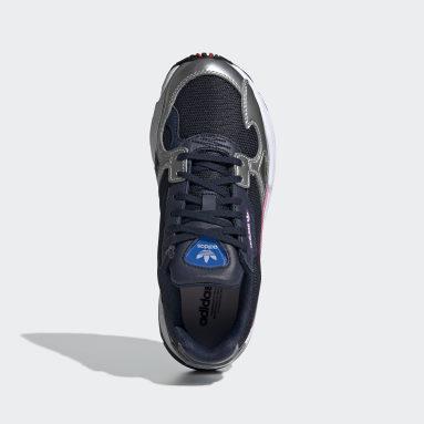 Women Originals Blue Falcon Shoes
