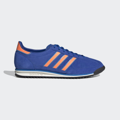 Scarpe SL 72 Blu Originals
