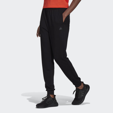 Women Sportswear Black Pants