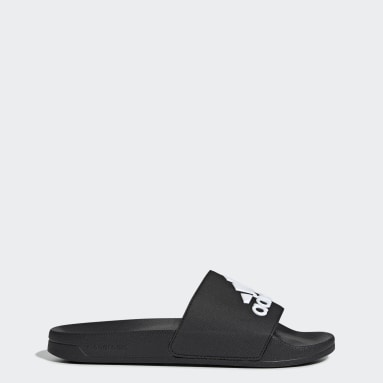 Training Black Adilette Shower Slides