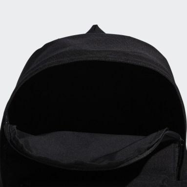 Mochila Classic Extragrande (UNISEX) Negro Diseño Deportivo
