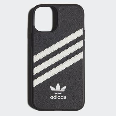 Funda iPhone 2020 Molded Samba 5,4 pulgadas Negro Originals