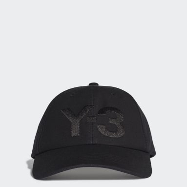 Y-3 Sort Y-3 Classic Logo kasket